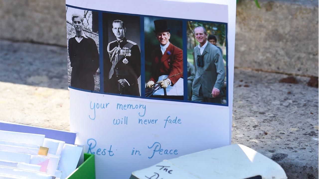 Четирите деца на принц Филип ще вървят зад катафалката на погребението му