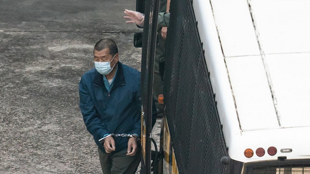 Китай вкара в затвора Джими Лай