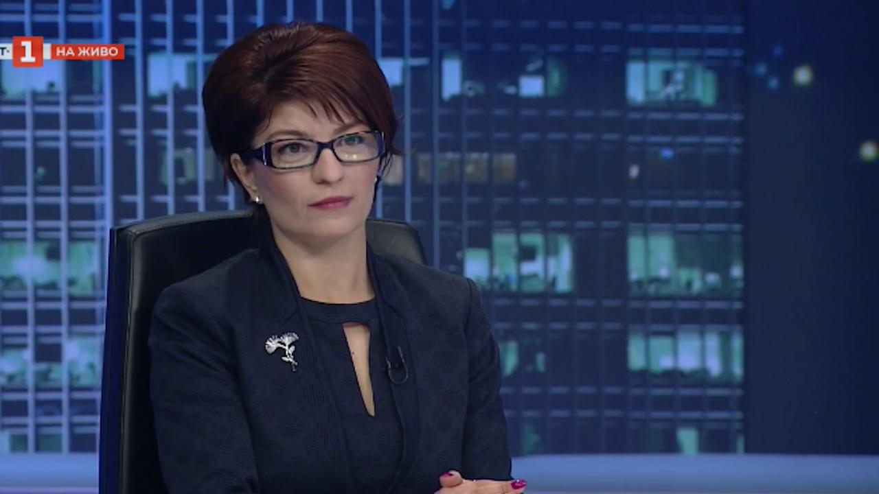 Десислава Атанасова: Досега беше лесно, но времето на обещанията свърши