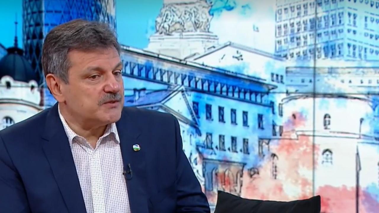 Д-р Симидчиев ли ще е кандидатът за премиер, ако ДБ получат мандата?