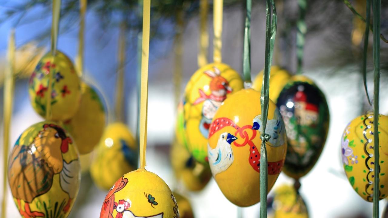 В Свищов пъстра украса предшества Великденските празници