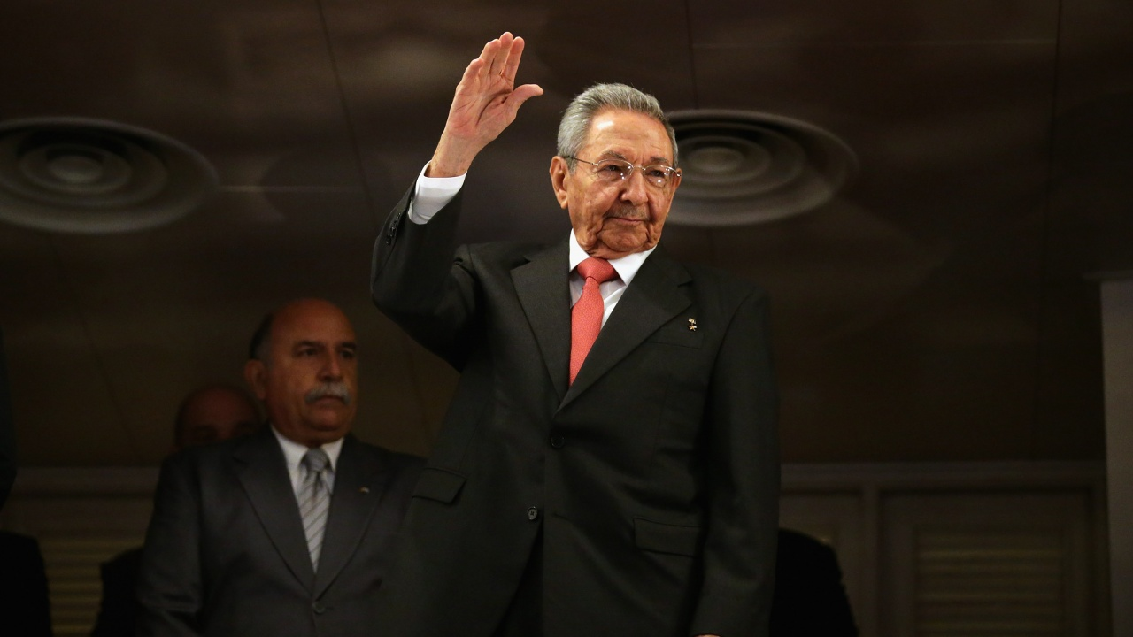 Раул Кастро се оттегля като първи секретар на Кубинската комунистическа партия
