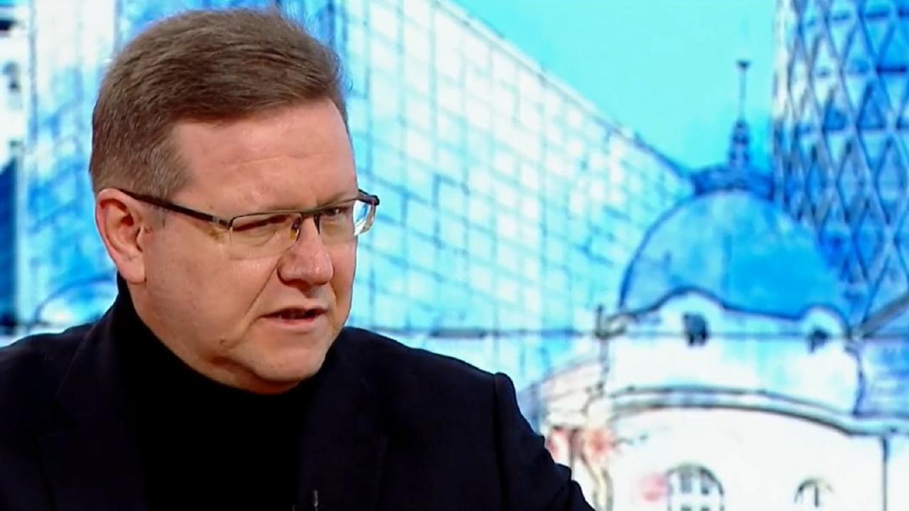 Явор Дачков: Слави Трифонов влезе в политиката като в бизнес