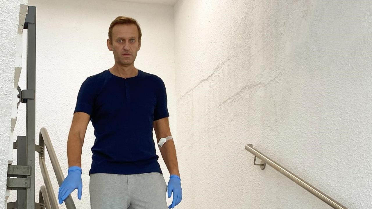 Лекари: Навални може да умре всеки момент