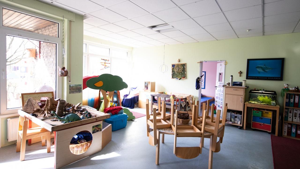 Карантинирани са 27 деца от детска градина в община Търговище