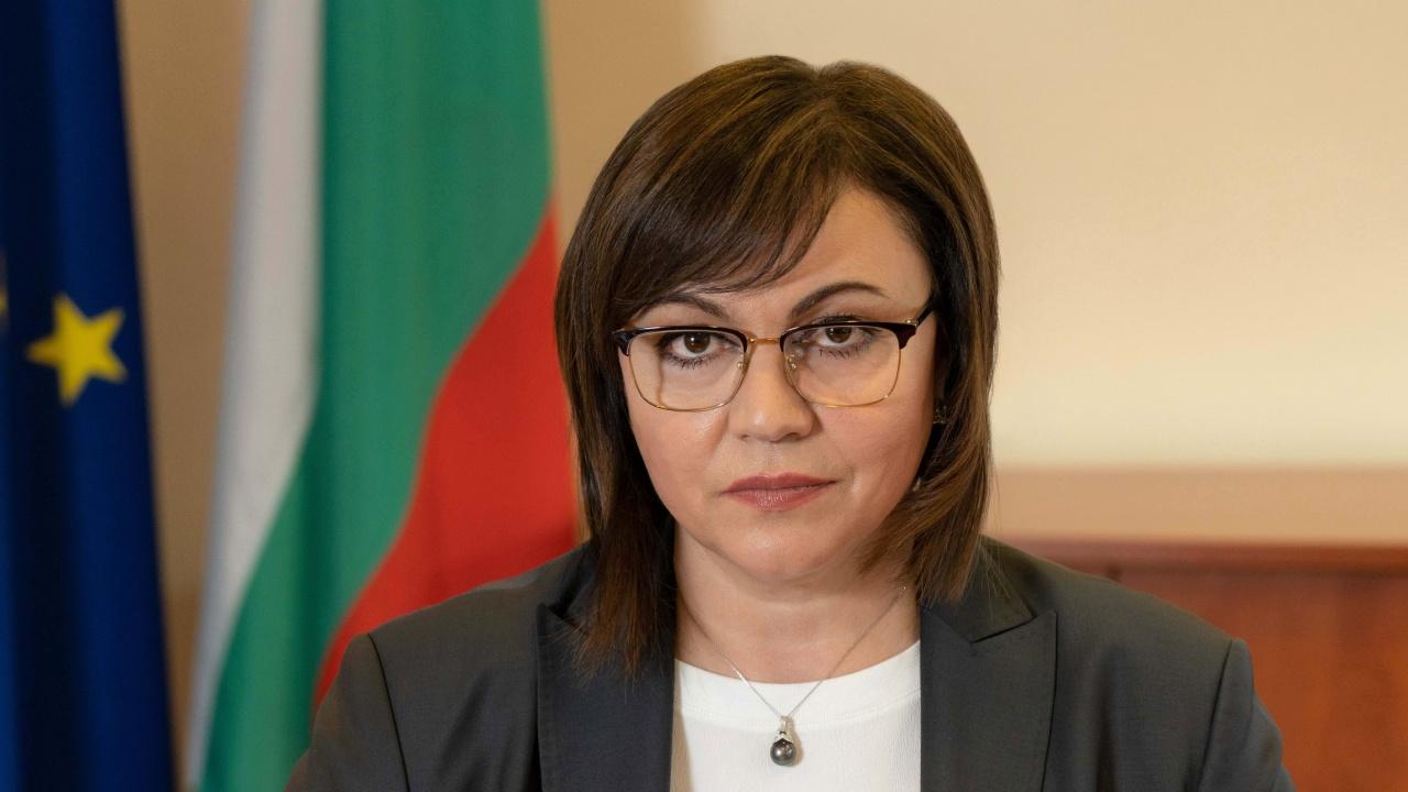 Корнелия Нинова:Не вярвайте на политически брокери,говорещи от името на БСП