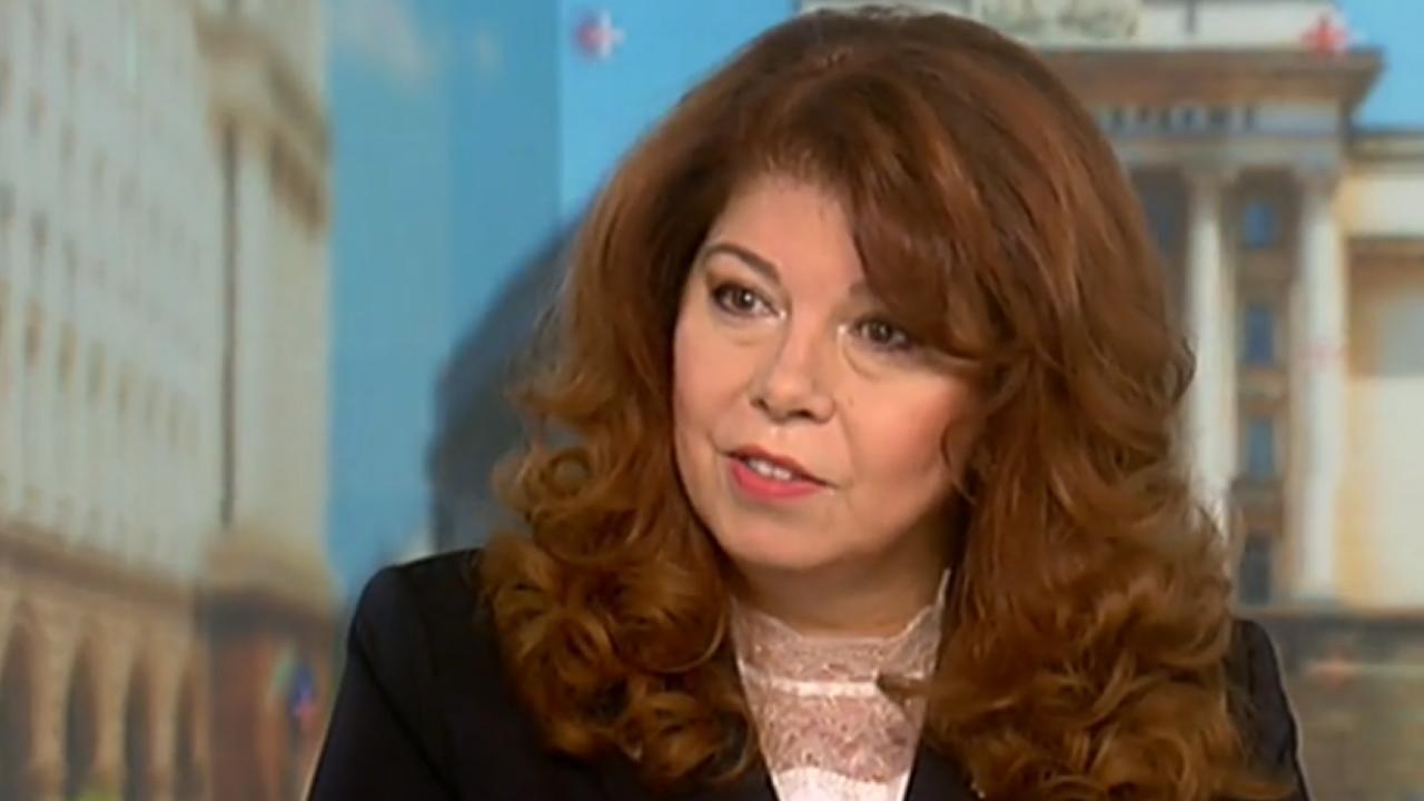 Илияна Йотова: Борисов да каже защо толкова много го е страх от служебно правителство