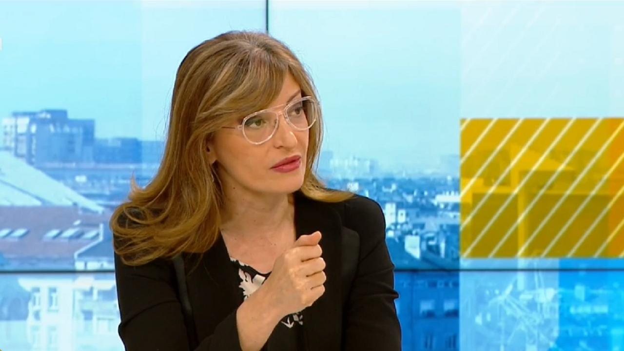 Захариева: Така не бива да изглежда парламента. Видя се, че новите партии не са отишли да работят