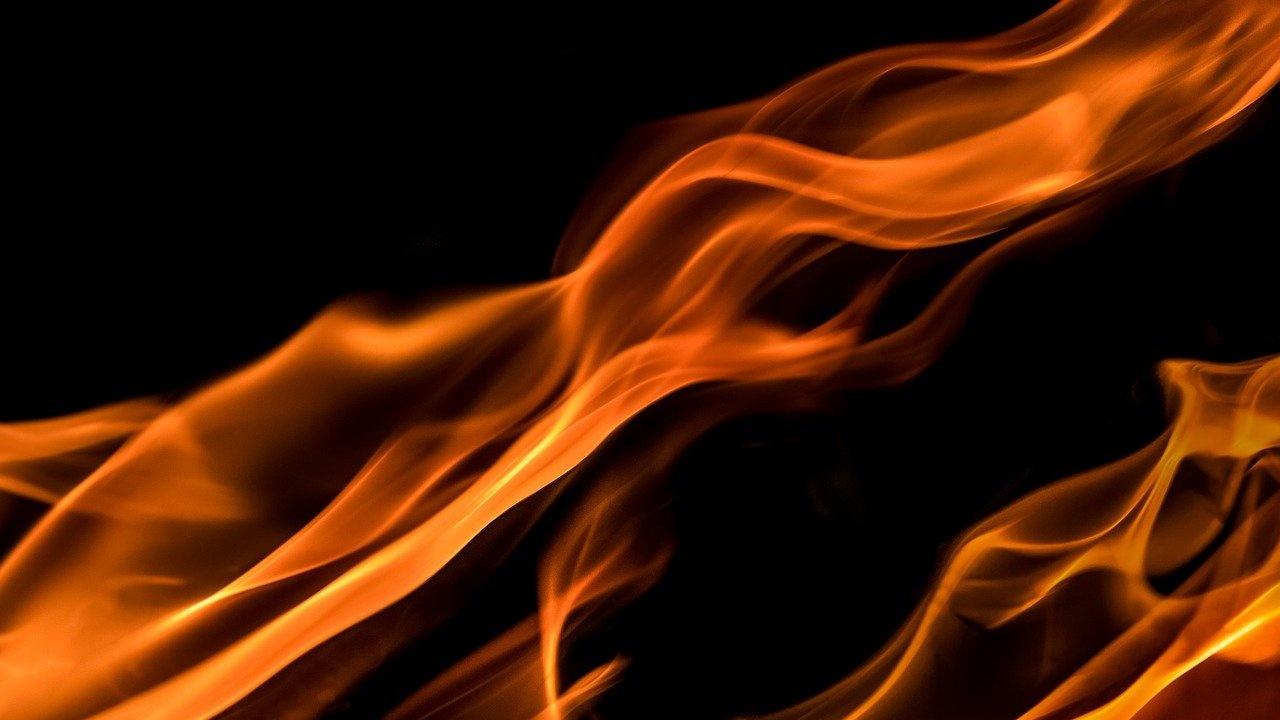 Голям пожар в университета на Кейптаун