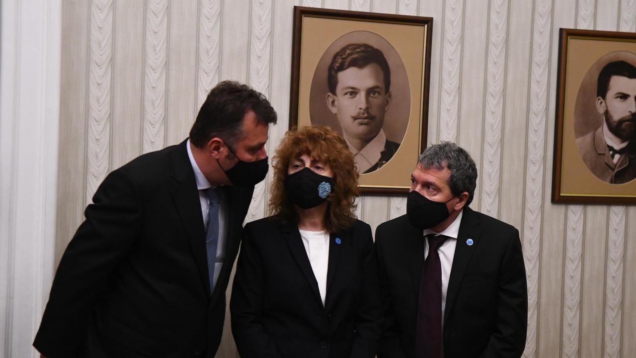 Тошко Йорданов: За разлика от други, ние ще спазваме Конституцията и законите на страната