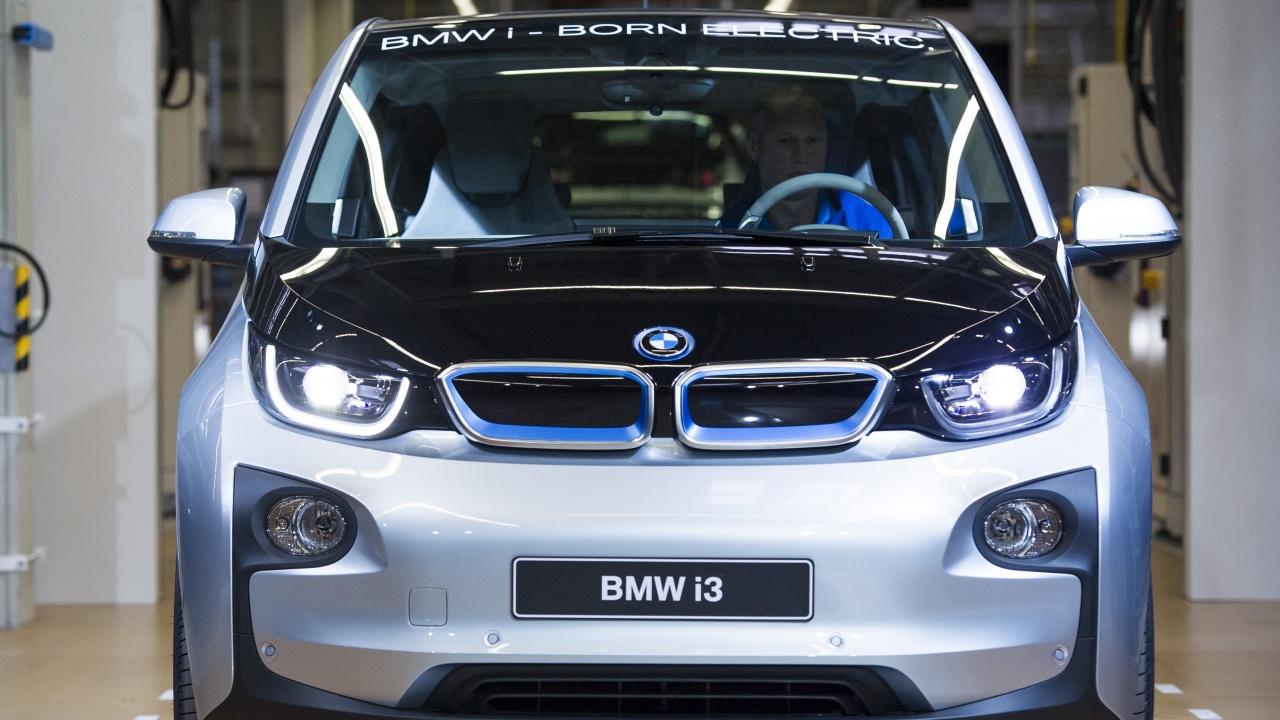 Електромобилите на BMW ще представляват 25% от продажбите на компанията в Китай до 2025 г.