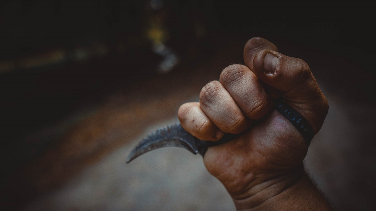 Раниха млад мъж с нож в с. Ръжена