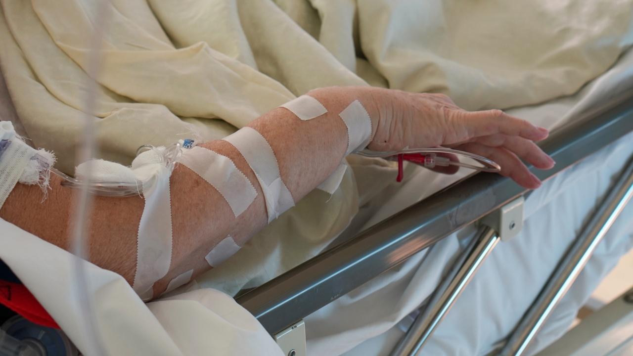 COVID-19 уби пациент от Осенец