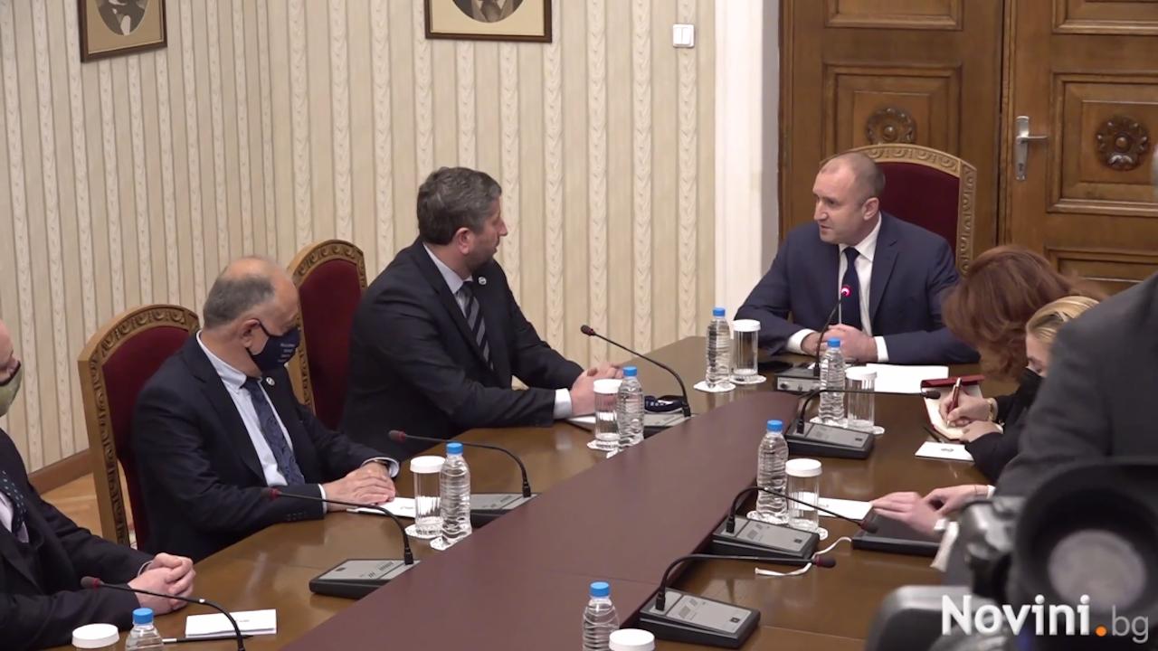 От ДБ разкриха ще подкрепят ли правителство на ИТН и биха ли взели третия мандат