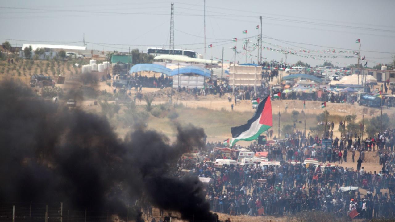 Сблъсъци на палестинци с израелската полиция в Източен Ерусалим и Яфа, има ранени и арестувани