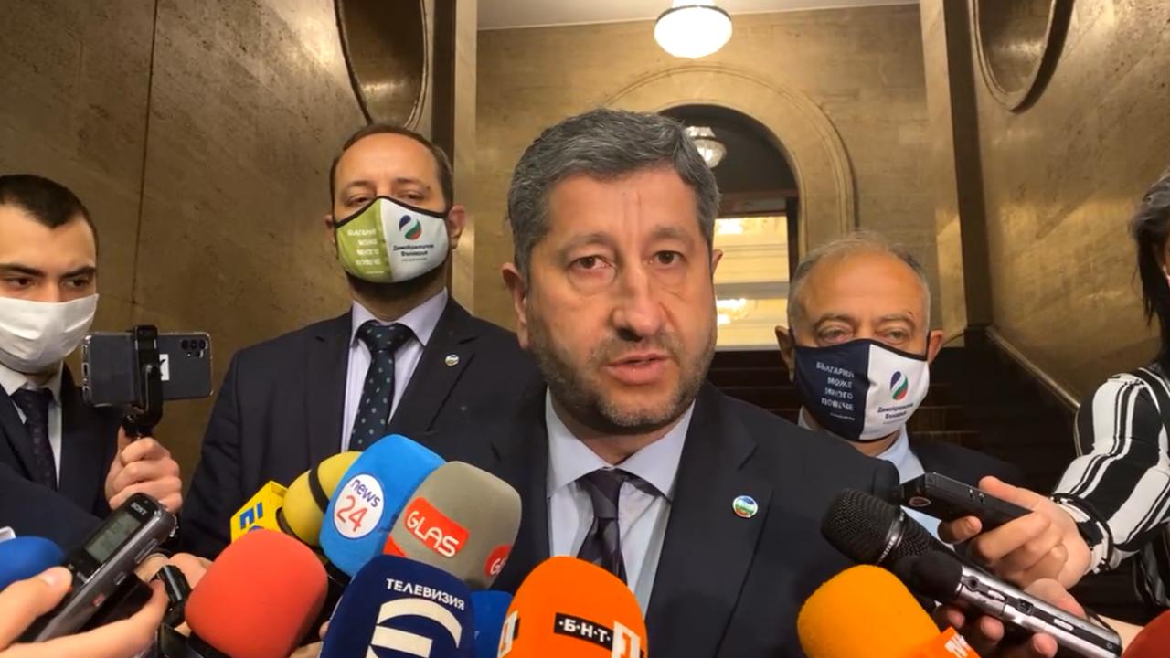 """Христо Иванов: Отговорността за правителство е в ръцете на """"Има такъв народ"""""""