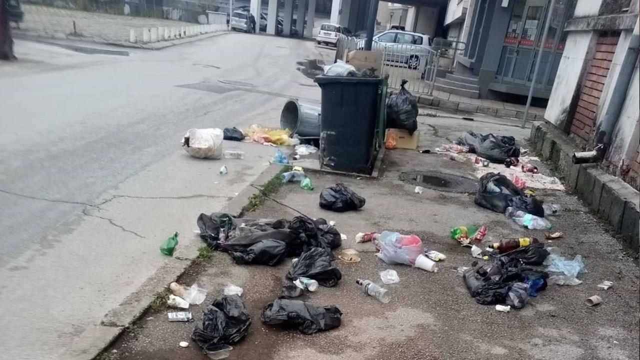 Община Ловеч издирва вандали - обърнали кошчета и контейнери за отпадъци