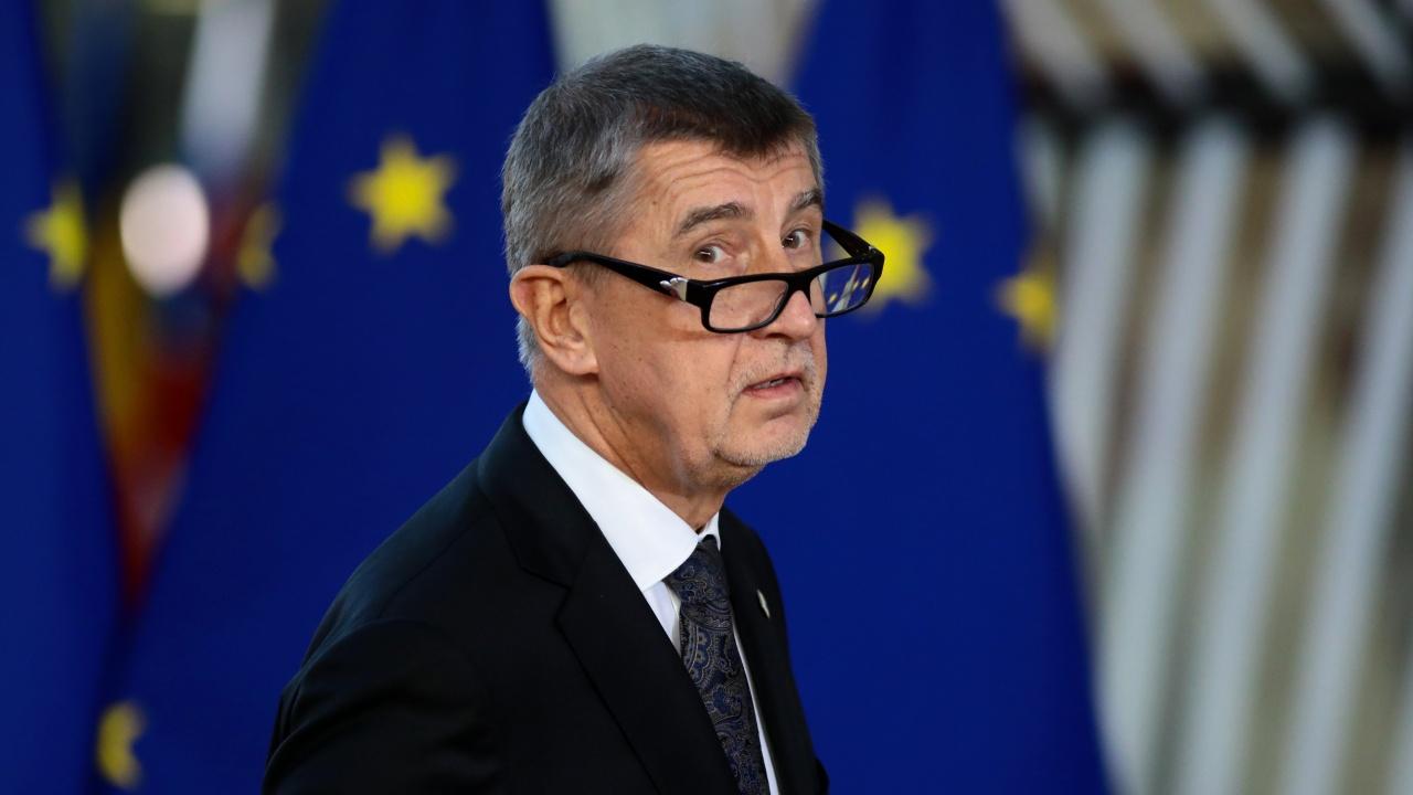 Бабиш: Мишена на експлозията от 2014 г. не е била Чехия, а стока на български търговец на оръжие