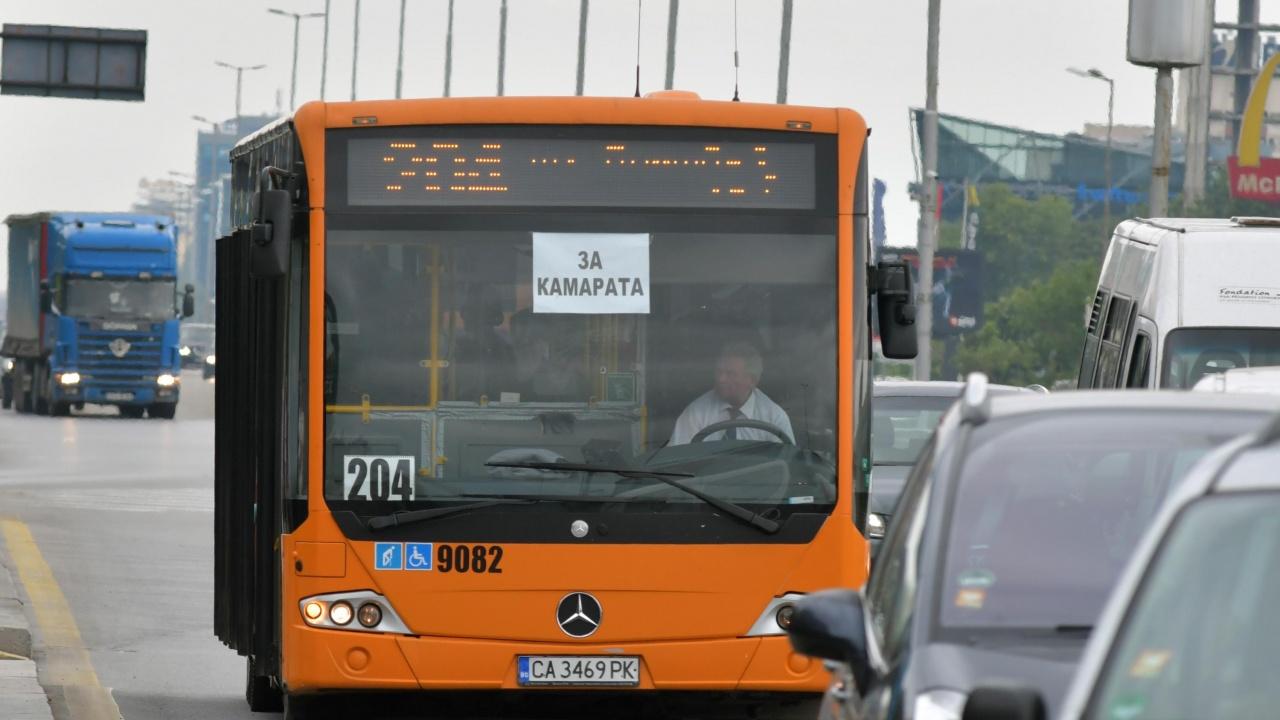Градският транспорт на София с борчове за 25 млн. лв.