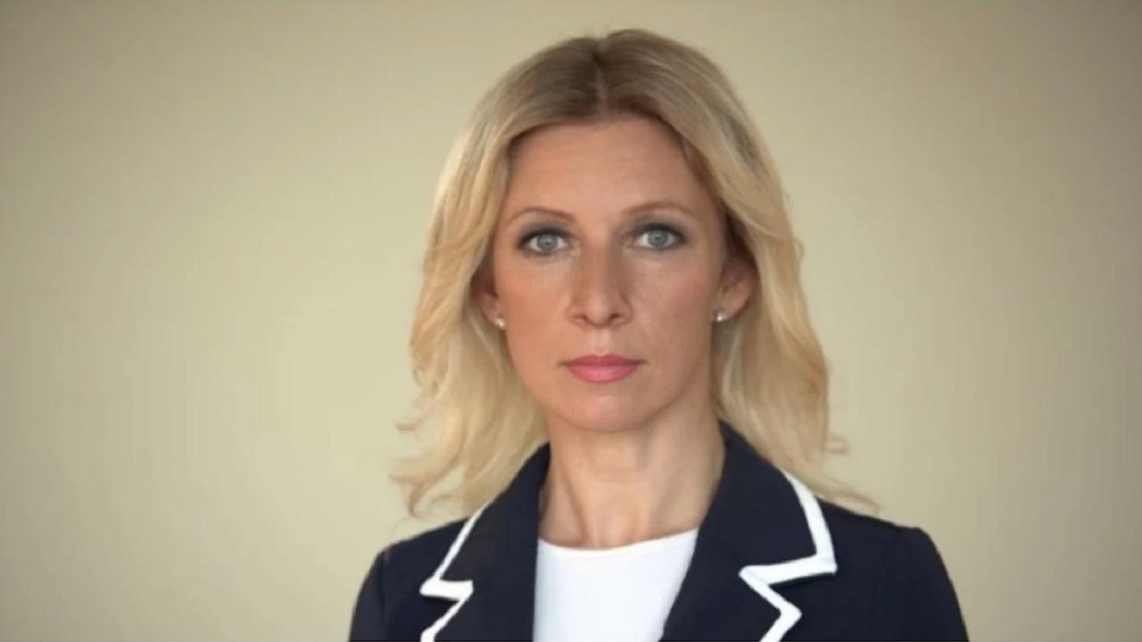"""Мария Захарова нарече """"отвратителен фейк"""" обвиненията на Чехия срещу Русия"""