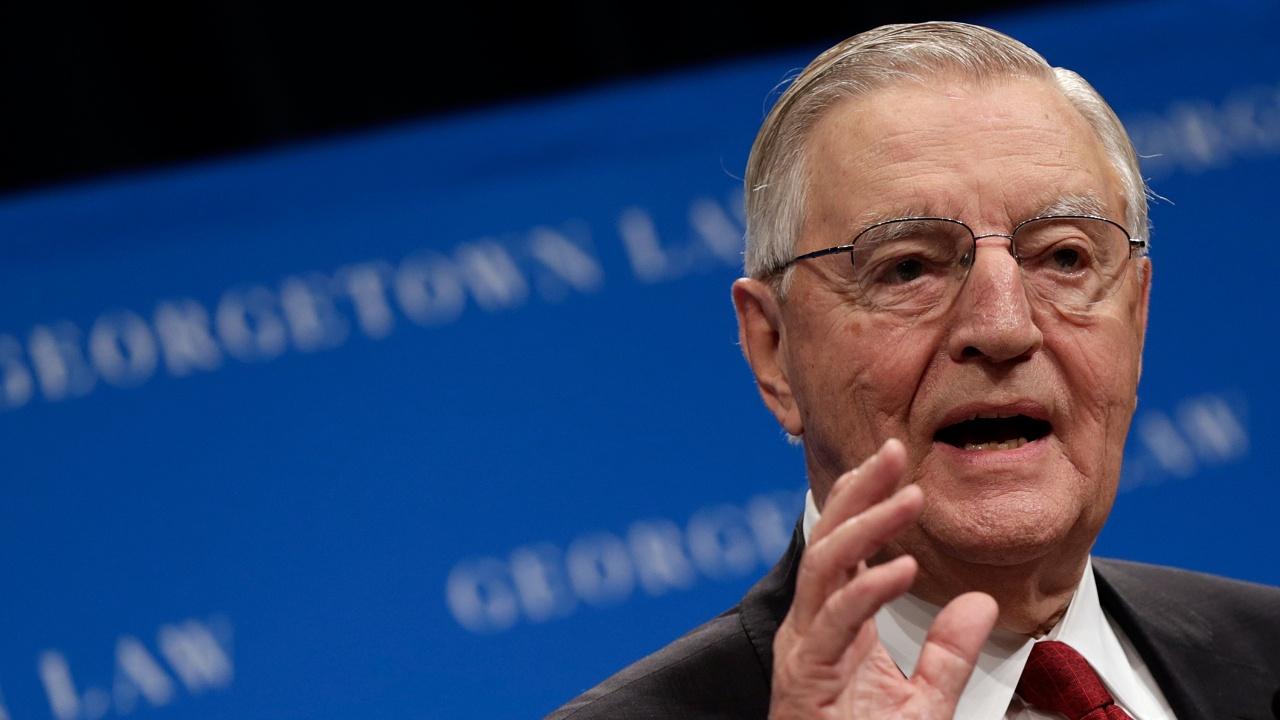 Почина бившият американски вицепрезидент Уолтър Мондейл