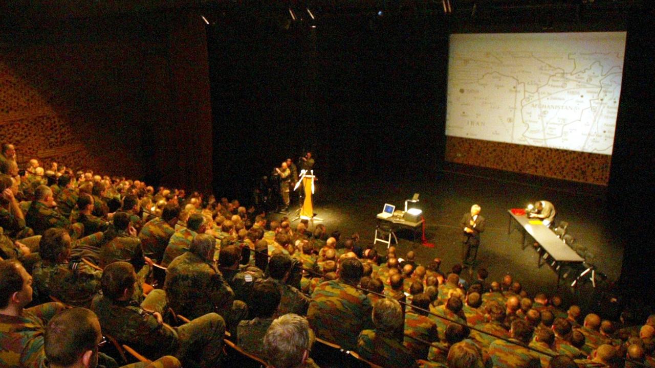 Белгия изтегля контингента си от Афганистан през май