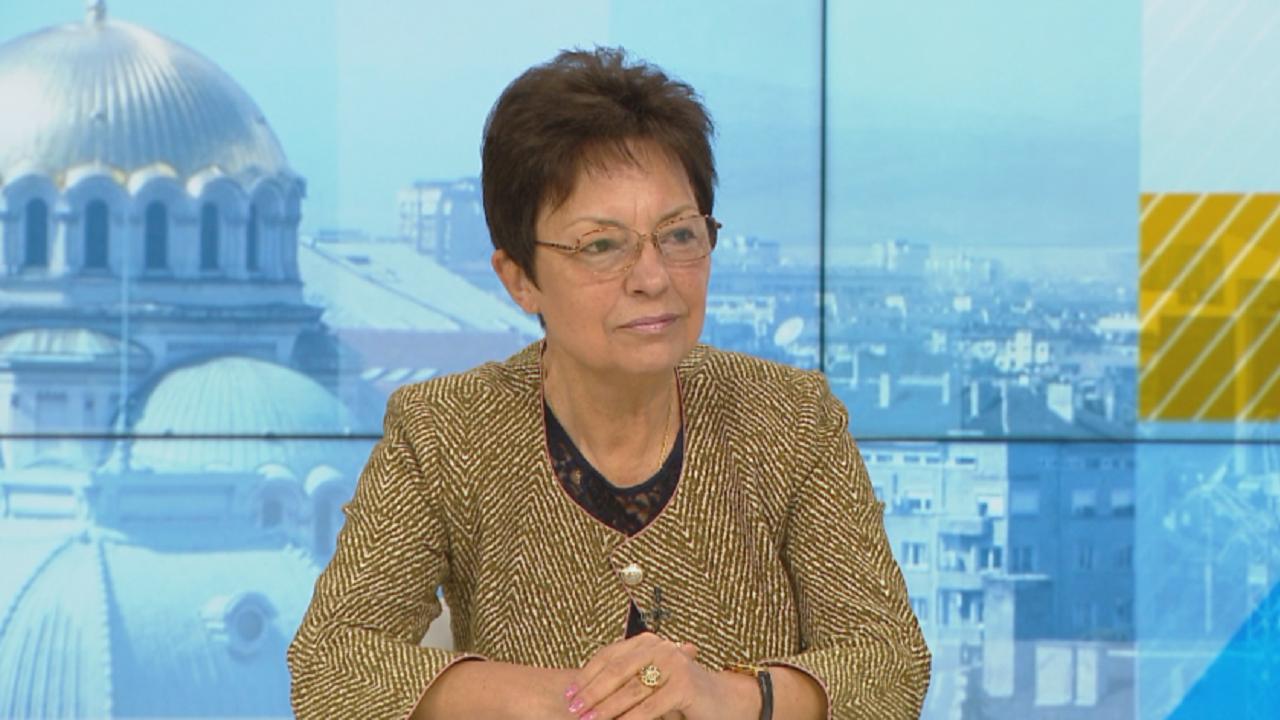 """Ирена Анастасова: БСП не е потърсена за подкрепа от """"Има такъв народ"""""""