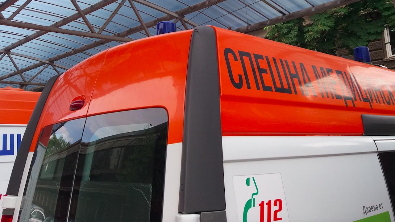 Възрастен мъж пострада при катастрофа в района на Еленското ханче
