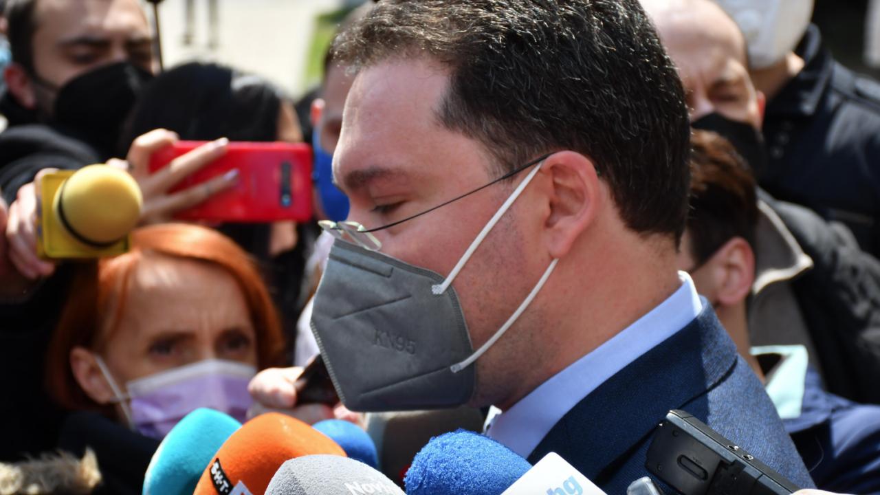 Даниел Митов разкри от кой ще търси подкрепа за кабинета на ГЕРБ-СДС и готов ли е на компромиси