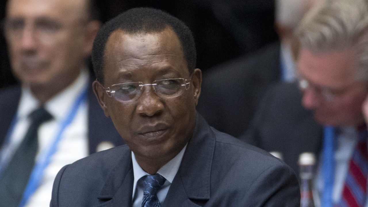Президентът на Чад почина