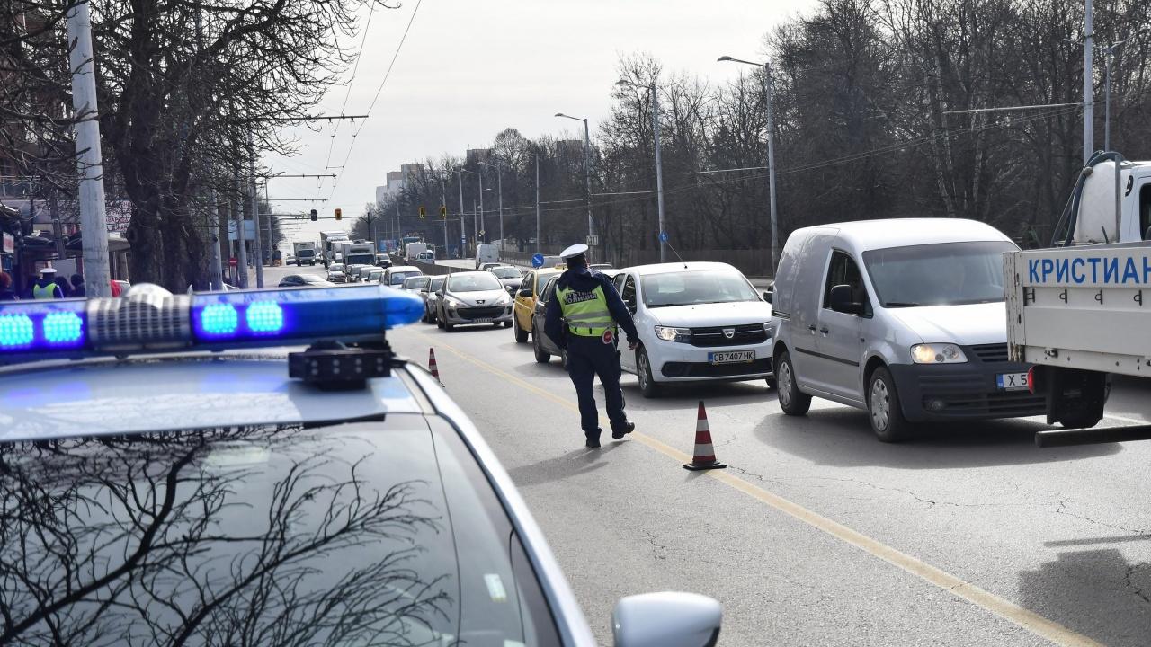 От утре влиза в сила нова акция на Пътна полиция, която ще важи за целия ЕС