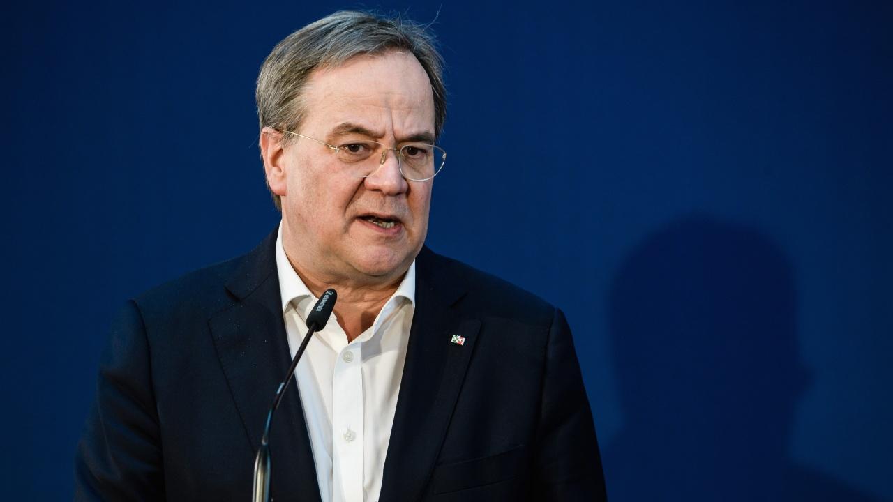 Армин Лашет към германските консерватори: Да се обединим