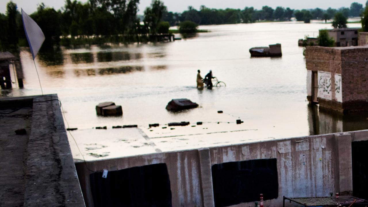 14 души загинали при наводнения в анголската столица