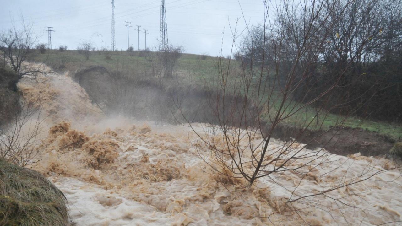 Очакват се превишения в средните и долните течения на Марица и Тунджа