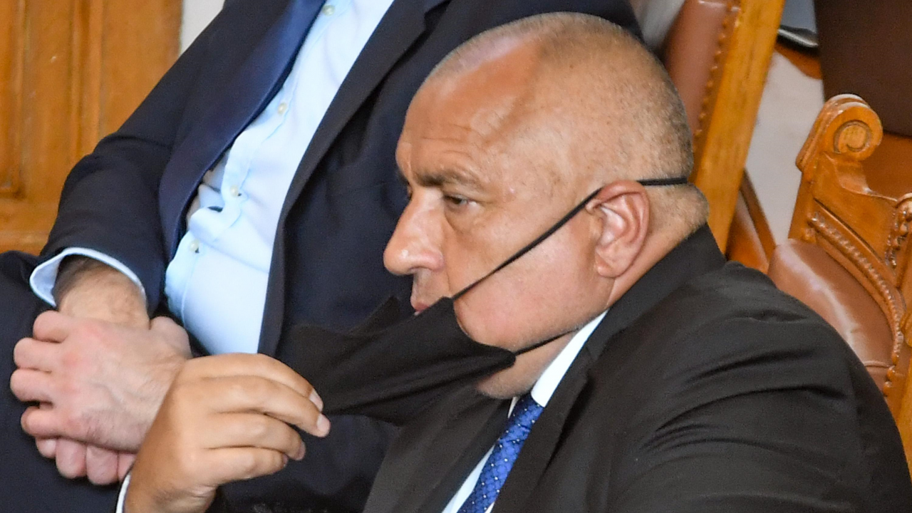 Изслушване на Борисов първа точка в проектопрограмата на парламента