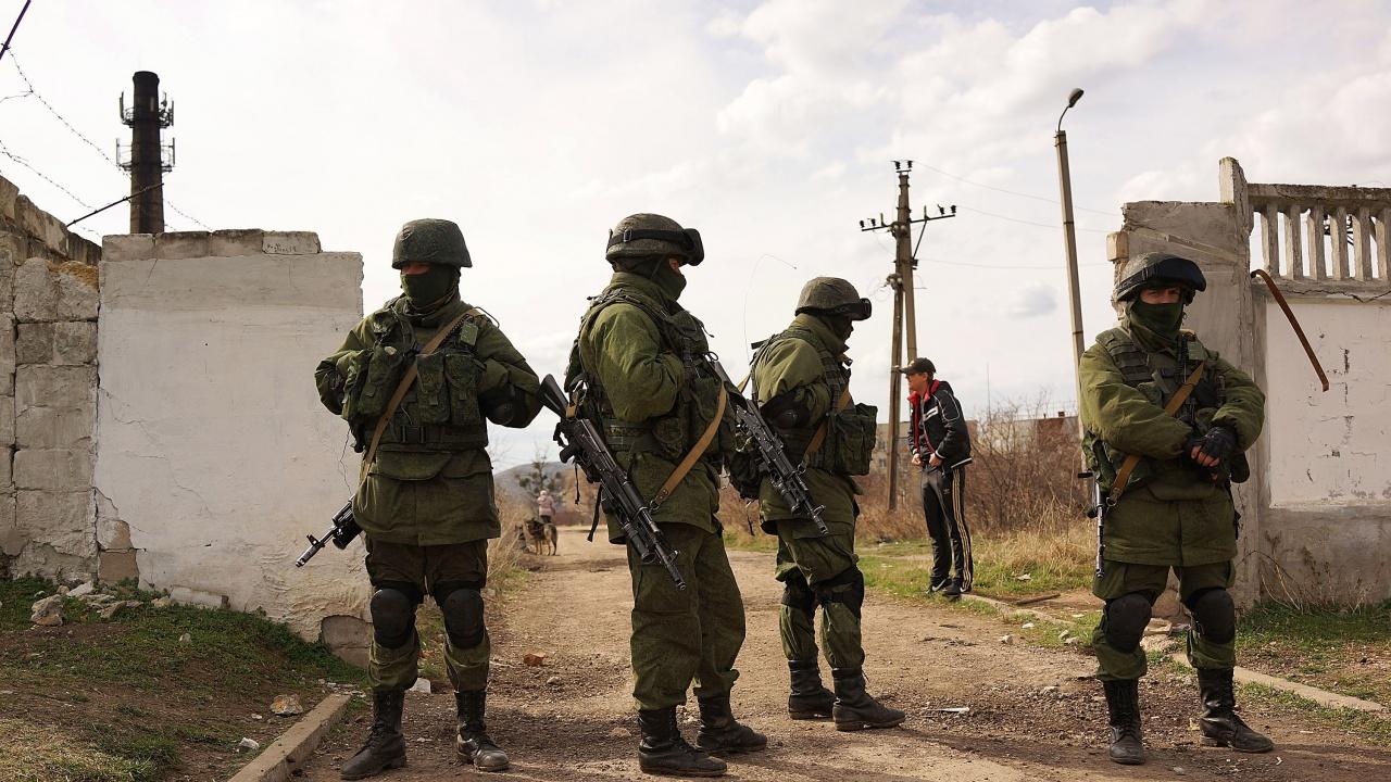 Киев: Русия скоро ще има повече от 120 000 войници по украинската граница