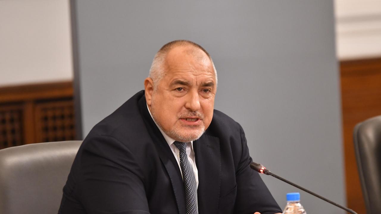 Джейми Варди подари своя фланелка на Бойко Борисов