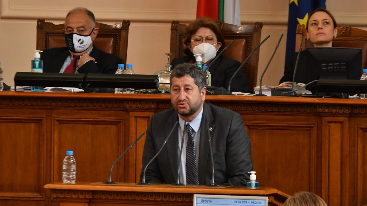 Христо Иванов: Росенец е Дисниленд на корупцията