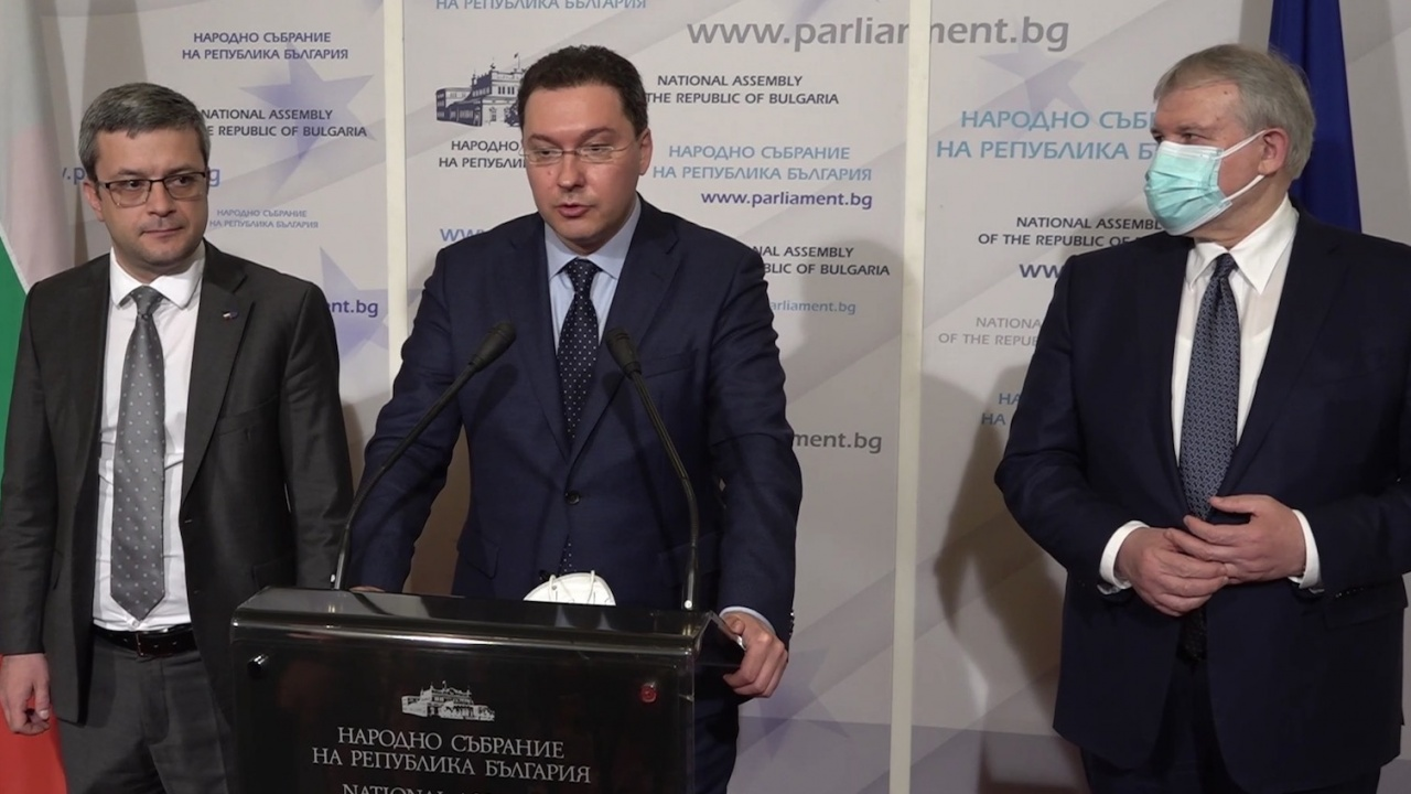 Даниел Митов: Отказът от разговор на ДБ е проява на политическа незрялост