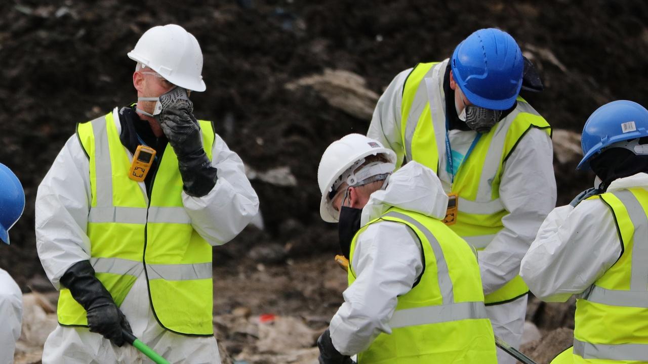 В Тетевен събираха опасни отпадъци в безплатен мобилен пункт