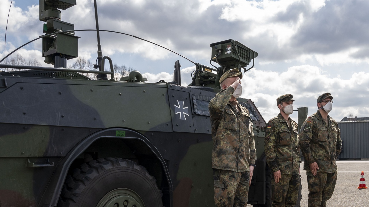 Германия изтегля войниците си от Афганистан по-рано от планираното