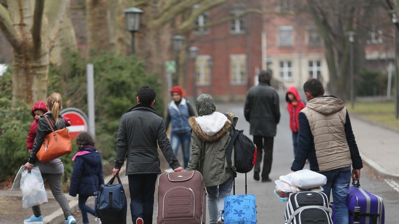 ЕС отбеляза спад с 5% на одобрените кандидати за убежище през 2020 г.