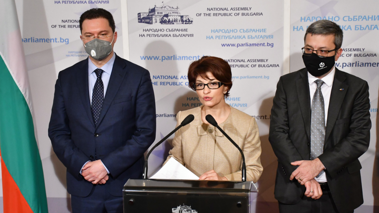 Водещите новини! Без преговори между ГЕРБ, ДБ и ИТН за ново правителство