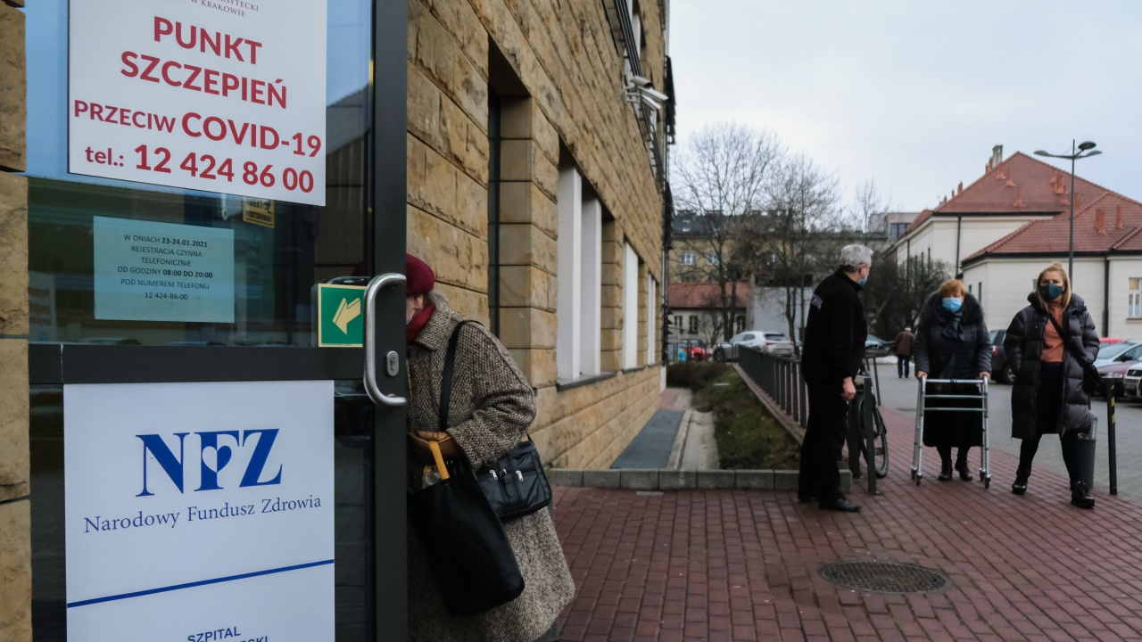 Полша ще позволи облекчаване на ограниченията заради COVID в повечето воеводства