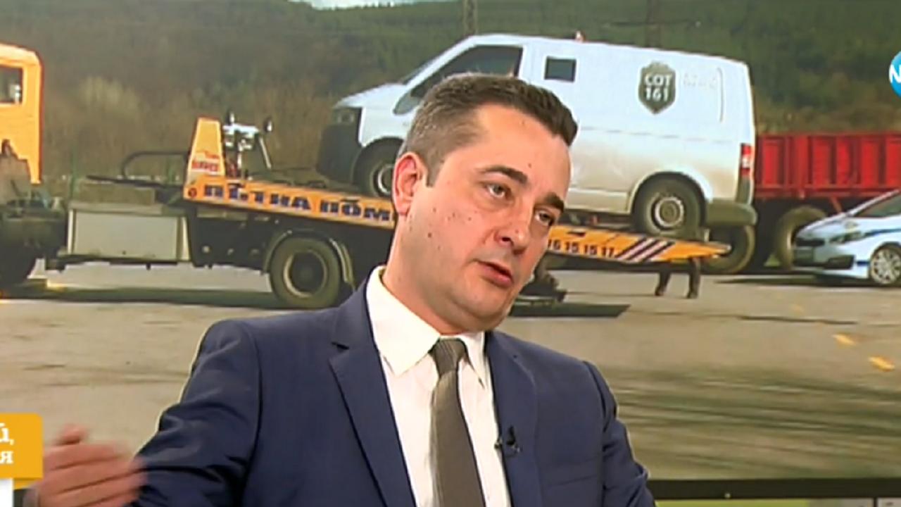 Експерт по сигурността за обира на инкасо автомобила: Обраните са професионалисти