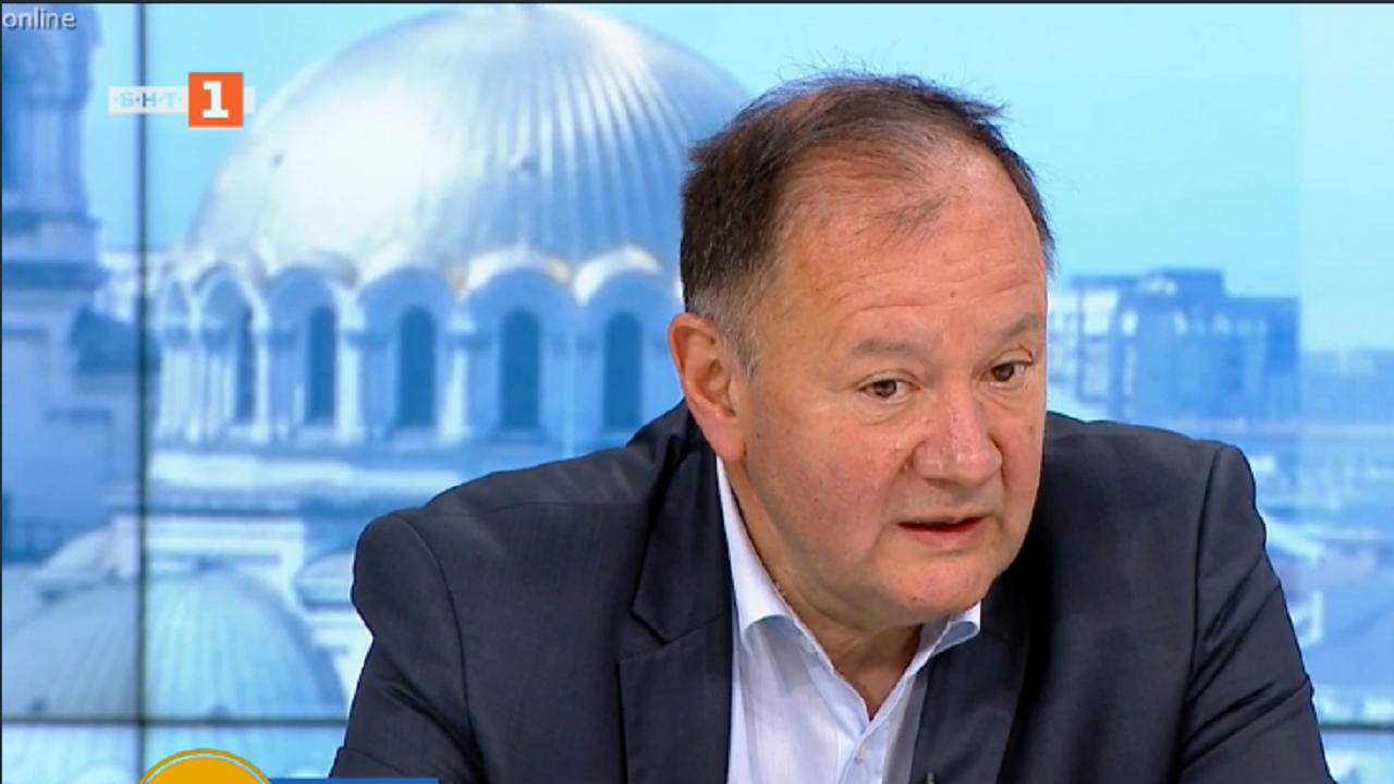 Михаил Миков: Левицата е в тежко отстъпление