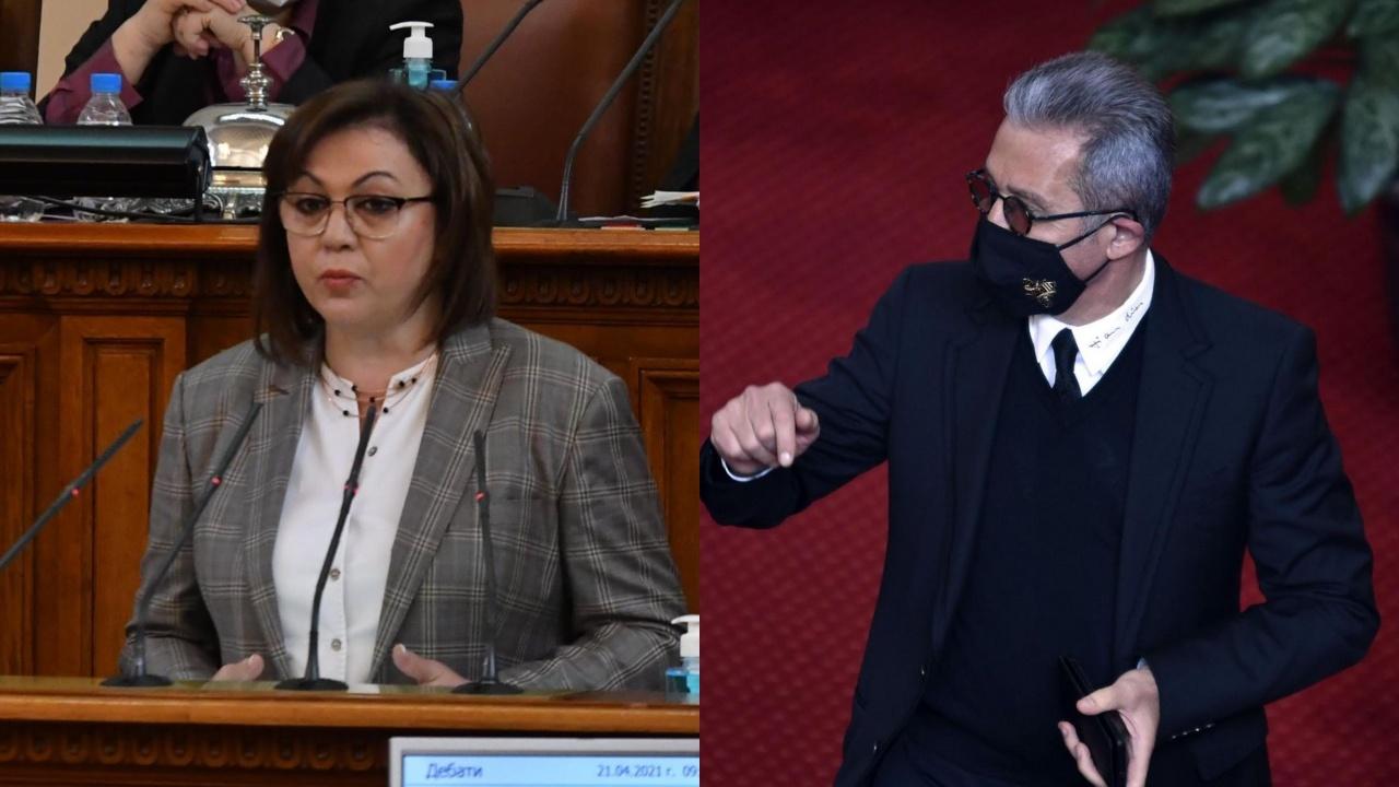 Скандал в парламента за мораториума: БСП скочи на ДПС за Пеевски и сделките на властта