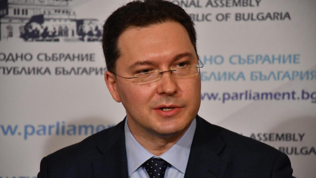 ЕНП подкрепя Даниел Митов за съставяне на ново правителство