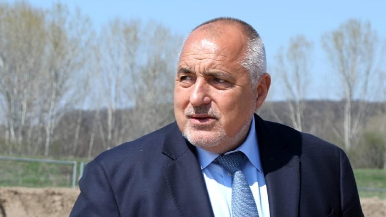 """Борисов се похвали с ремонтиран участък на АМ """"Тракия"""": Продължаваме да подобряваме пътищата в страната"""