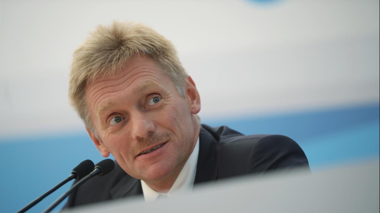 Песков: Положението с Навални не е нещо, което касае Кремъл